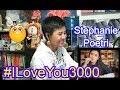 Stephanie Poetri - I Love You 3000 (REACTION)
