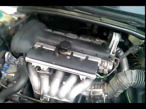 Den Dieselmotor haben vom Benzin zurechtgemacht