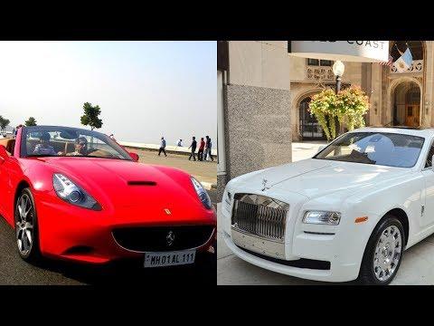Ratan Tata vs Mukesh Ambani Car Collection 2019