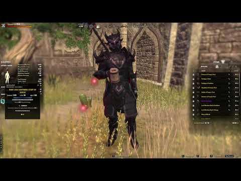 End-Game PvE DK Main Tank Build by Liofa — Elder Scrolls Online