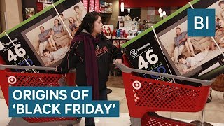 Why We Call It 'Black Friday'