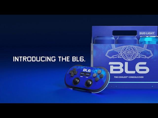 Bud Light выпустила игровую консоль для истинных фанатов пива