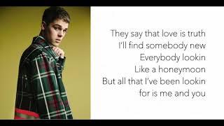All My Friends - AJ Mitchell lyrics