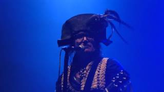 Adam Ant - Desperate But Not Serious (live at the Roundhouse, London, 11.05.2013)