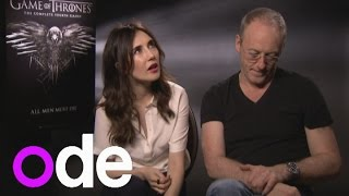 The secrets of Game of Thrones Season 5 - cast interviews