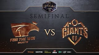 Vodafone Giants VS For the Win esports   Semifinales   Iberian Cup 2019 Playoffs   Mapa 1