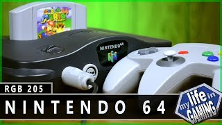 RGB205 :: Getting the Best Picture from your Nintendo 64