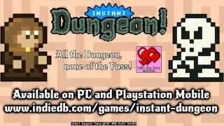 videó Instant Dungeon!