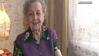 Свой вековой юбилей сегодня отмечает старейший педагог Кубани - Нина Павловна Слива