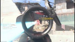 Call of Duty® Modern Warfare® Gameplay Montage