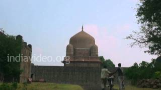 Darya Khan's Tomb at Mandu