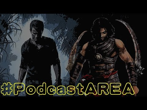 Убийца Дрейк и Prince of Persia Remake [PodcastAREA#2] (видео)