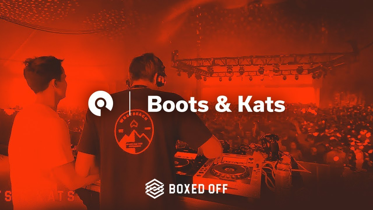 Boots & Kats - Live @ Boxed Off 2018