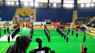 Marching band Sang Surya junior Corps (SSJC) SD Muhammadiyah 7 Bandung - GOR Citra Arena 2018