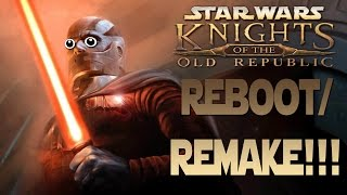 "STAR WARS: KNIGHTS OF THE OLD REPUBLIC REBOOT/REMAKE ""PROTOTYPED"" BY BIOWARE!!! [Rumor]"