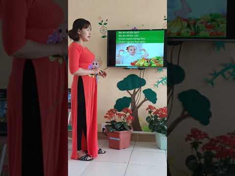 Một số hoạt động dạy trẻ trong thời gian nghỉ covid _ Trường mầm non Phú Lương