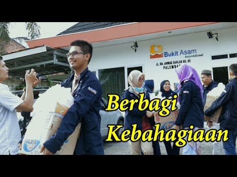Bukit Asam aMAYzing Ramadhan - The Spirit of Giving | PT. BUKIT ASAM