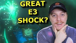 The Nintendo Direct at E3 ALMOST Perfect? - E3 2019 Reaction