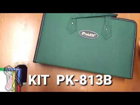 Kit Herramientas Electronica PK-813B Proskit-