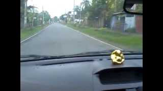 preview picture of video 'jiribam's bemcha driving chevrolet beat'