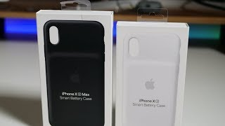 iPhone XS and XS Max - Smart Battery Case