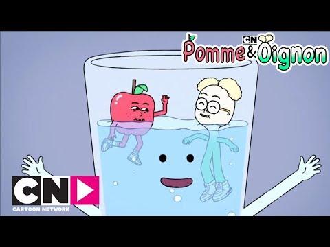 ♫ Vive l'eau ♪ | Pomme et Oignon | Cartoon Network