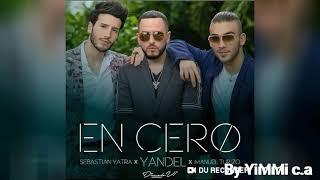 Sebastián Yatra Ft Yandel Y Manuel Turizo En Zero