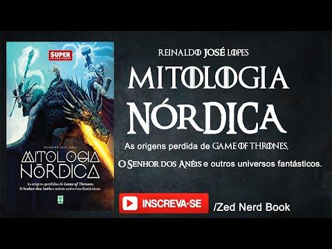 Livro: Mitologia Nórdica Reinaldo José Lopes #016
