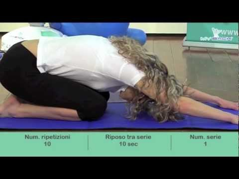 Osteocondrosi Salute del collo