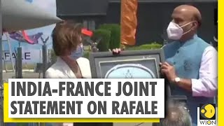 India-France joint press conference on Rafale | India News