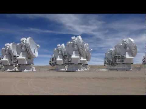 ALMA Adventure--Video Clips From the Radio Telescope's Inauguration in Chile's Atacama Desert