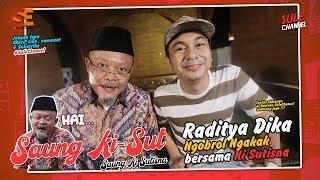 Raditya Dika & Netijen yang Terlalu Kepo! - Saung  KiSut (Ki Sutisna)