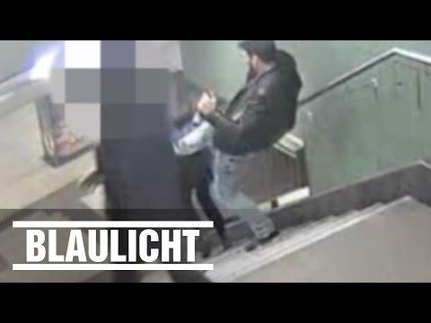عنصري يعتدي بوحشية على محجبة بألمانيا