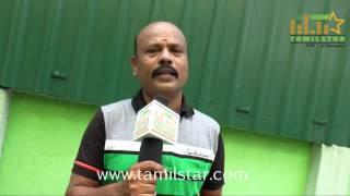 Kadhal Saravanan at Virudhachalam Movie Press Meet