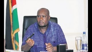DEVELOPING STORY: DPP Haji orders for prosecution of Busia Governor Sospeter Ojaamong and 9 others