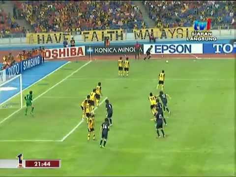 [Kelayakan Olimpik] MALAYSIA 0 - 2  JAPAN