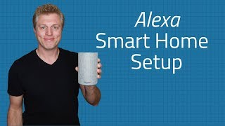 Alexa Smart Home Setup - Find Devices, Create Groups & Use Scenes