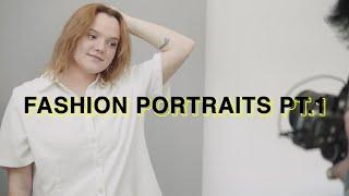 Fashion Portraits On Medium Format Film- PT. 1|| Mamiya RB67