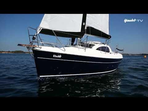 Kleines Segelschiff ganz groß - S-850 – YACHT-Test 2011