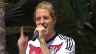 Axel Fischer & Right Said Fred - Steht auf für den Weltmeister 2014