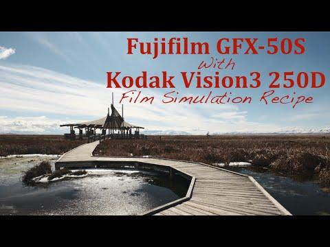 Fujifilm GFX-50S + Kodak Vision3 250D