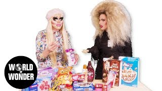 "UNHhhh Ep 74: ""Food"" with Trixie Mattel and Katya Zamolodchikova"