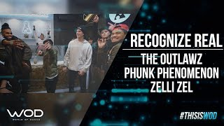 Outlawz, Phunk Phenomenon, & Zelly Zel @ Reign Drink Lab   Recognize Real