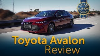 2019 Toyota Avalon - Review & Road Test