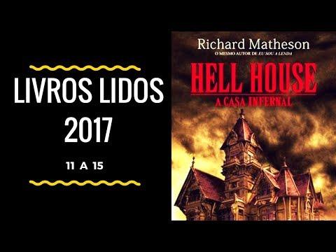 Livros Lidos 2017 - 11 a 15