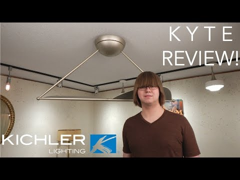 Product Review! Kichler Kyte Ceiling Fan