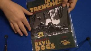 Unbaging In The Trenches Devil Dogs by Tiny Battle Publishing