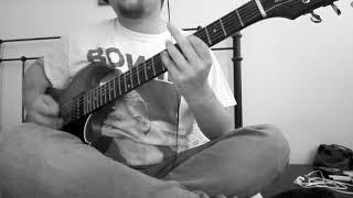 Bathory - Necromancy guitar cover