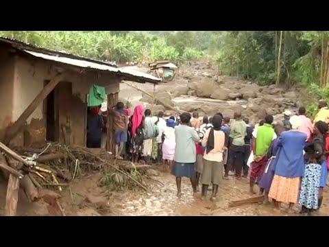Ουγκάντα: Πάνω από 30 νεκροί λόγω κατολίσθησης