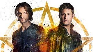 все о дьяволах и вампирах нашего времени, Supernatural Season 13 Promo (HD)